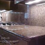 Granit Kaplamalı Mutfak Tezgahı 1