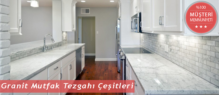Granit Mutfak Tezgahı Çeşitleri