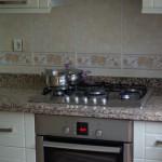 Ankastre granit mutfak tezgah