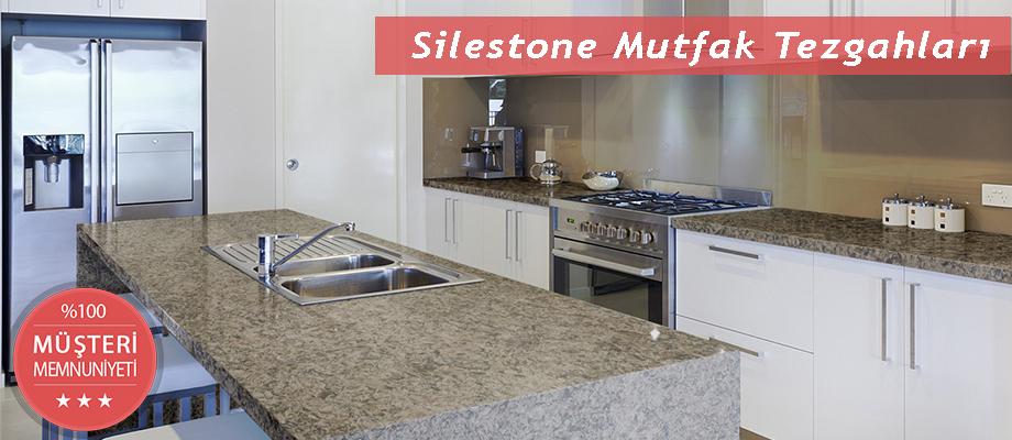 Silestone Mutfak Tezgahı Modelleri